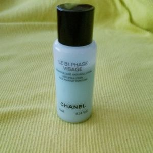 Authentic Chanel makeup remover